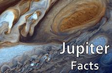 Jupiter Facts 150px