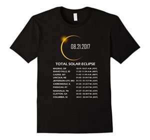 Total Solar Eclipse 2017 Time & Place Where To See